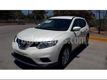 Foto venta Auto usado Nissan X-Trail 5 PUERTAS SENSE 2 ROW (2017) color Blanco precio $258,000