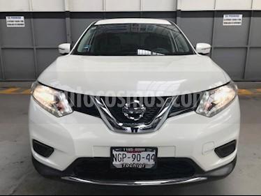 Foto venta Auto usado Nissan X-Trail 5p Advance 2 L4/2.5 Aut (2017) color Plata precio $280,000