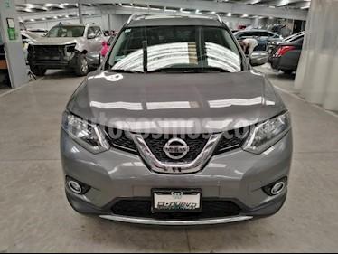 Foto venta Auto usado Nissan X-Trail 5p Advance 2 L4/2.5 Aut (2016) color Gris precio $285,000