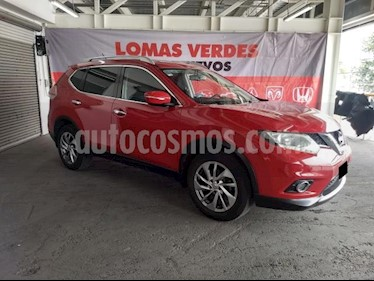 Foto venta Auto usado Nissan X-Trail 5p Advance 2 L4/2.5 Aut (2016) color Rojo precio $279,000