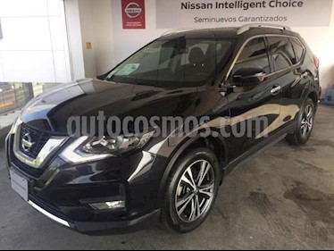 Foto venta Auto usado Nissan X-Trail 5p Advance 2 L4/2.5 Aut (2018) color Negro precio $350,000