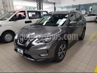 Foto venta Auto usado Nissan X-Trail 5p Advance 3 L4/2.5 Aut Banca abatible (2018) color Gris precio $375,000