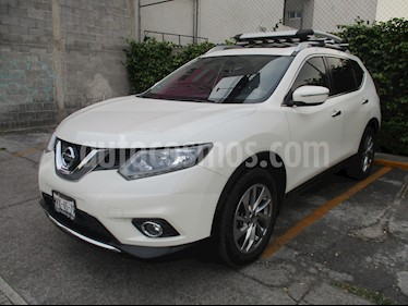Foto venta Auto Seminuevo Nissan X-Trail 5p Advance 3 L4/2.5 Aut Banca abatible (2016) color Blanco precio $330,000