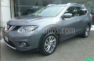 Foto Nissan X-Trail 5p Advance 3 L4/2.5 Aut Banca abatible usado (2015) color Gris precio $240,000