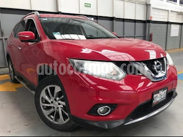Foto venta Auto usado Nissan X-Trail 5p Exclusive 2 L4/2.5 Aut (2016) color Rojo precio $270,000