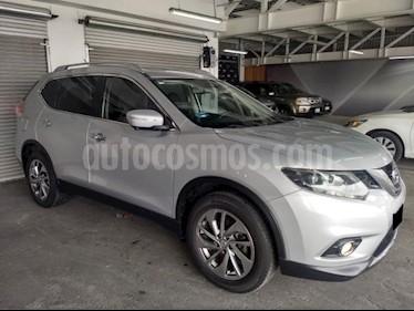 Foto venta Auto usado Nissan X-Trail 5p Exclusive 2 L4/2.5 Aut (2016) color Plata precio $289,000