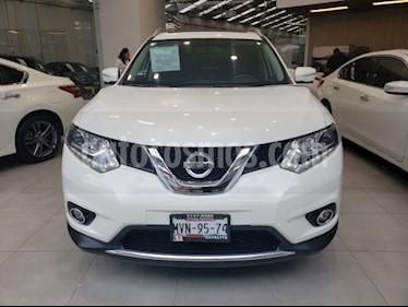 Foto venta Auto usado Nissan X-Trail 5p Exclusive 2 L4/2.5 Aut (2016) color Blanco precio $299,900