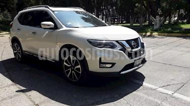 Foto Nissan X-Trail 5P EXCLUSIVE CVT PIEL CD QC GPS 5 PAS. RA-18 usado (2018) color Blanco precio $385,000