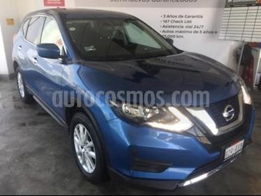 Foto venta Auto usado Nissan X-Trail 5p Sense 2 L4/2.5 Aut (2019) color Azul precio $360,000