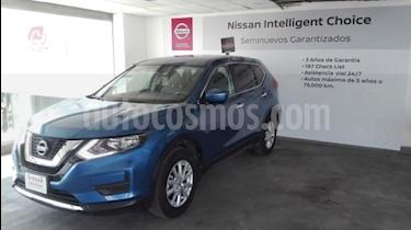 Foto Nissan X-Trail 5p Sense 2 L4/2.5 Aut usado (2019) color Azul precio $360,000