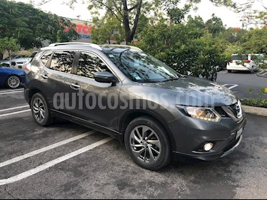 Nissan X-Trail Advance 2 Row usado (2015) color Gris precio $260,000