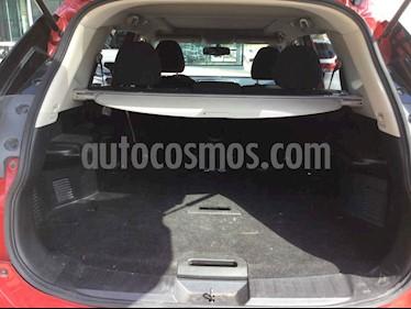 Foto venta Auto usado Nissan X-Trail Advance 2 Row (2017) color Rojo precio $288,000