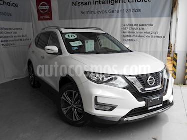 Foto venta Auto usado Nissan X-Trail Advance 2 Row (2018) color Blanco Perla precio $390,000
