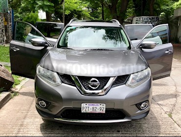Foto Nissan X-Trail Advance 2 Row usado (2015) color Gris precio $225,000