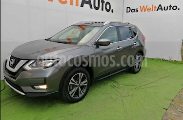 Nissan X-Trail Advance 2 Row usado (2019) color Gris precio $411,000