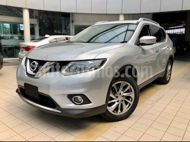 foto Nissan X-Trail Advance 2 Row usado (2015) color Plata precio $240,000