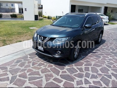 Nissan X-Trail Advance 2 Row usado (2017) color Azul precio $287,000