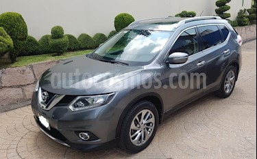 Nissan X-Trail Advance 2 Row usado (2016) color Gris precio $215,000