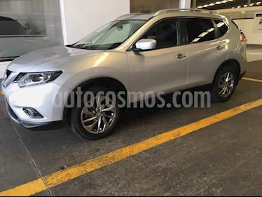 Foto venta Auto usado Nissan X-Trail Advance 2 Row (2016) color Plata precio $275,500