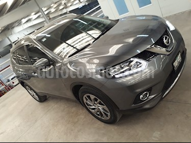 Foto venta Auto usado Nissan X-Trail Advance 2 Row (2016) color Gris Metalico precio $285,000