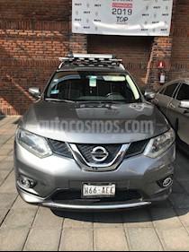 Nissan X-Trail Advance 2 Row usado (2016) color Gris Metalico precio $220,000