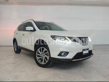 Foto Nissan X-Trail Advance 2 Row usado (2016) color Blanco precio $255,000