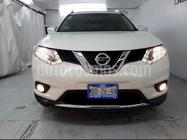 Foto venta Auto usado Nissan X-Trail Advance 2 Row (2016) color Blanco Perla precio $267,000