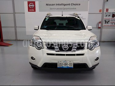 Foto Nissan X-Trail Advance 2 Row usado (2014) color Blanco precio $219,000