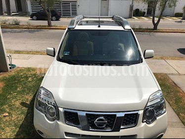 Nissan X-Trail Advance 2 Row usado (2012) color Blanco precio $185,000