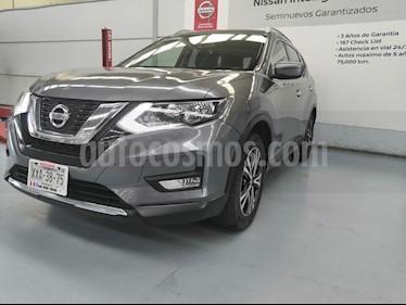 Foto Nissan X-Trail Advance 2 Row usado (2018) color Gris Oxford precio $349,000