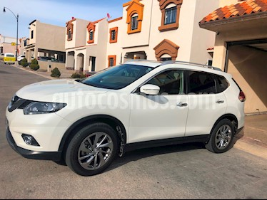 Nissan X-Trail Advance 3 Row usado (2016) color Blanco precio $285,000