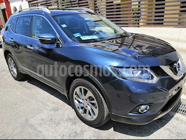 Nissan X-Trail Advance 3 Row usado (2016) color Azul precio $290,000