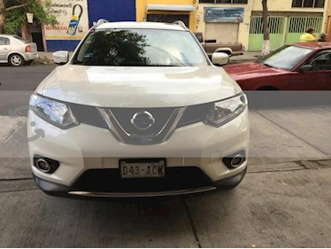 Nissan X-Trail Advance 3 Row usado (2015) color Blanco precio $260,000