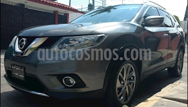Nissan X-Trail Advance 3 Row usado (2015) color Gris precio $255,000