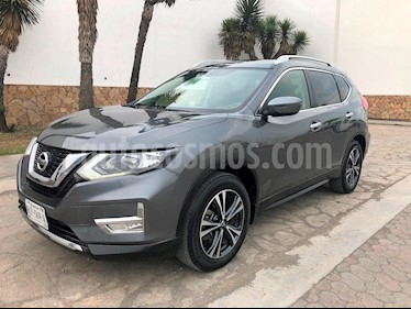 Foto venta Auto usado Nissan X-Trail Advance 3 Row (2018) color Gris Oxford precio $368,000