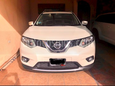 Foto venta Auto usado Nissan X-Trail Advance 3 Row (2016) color Blanco precio $310,000