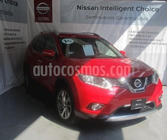 Foto venta Auto Seminuevo Nissan X-Trail Advance 3 Row (2016) color Rojo precio $285,000
