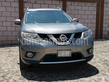 Foto Nissan X-Trail Advance 3 Row usado (2015) color Gris Metalico precio $245,000