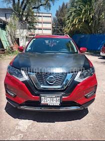 Nissan X-Trail Advance 3 Row usado (2018) color Rojo precio $360,000