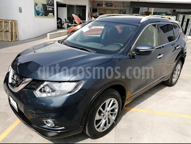 Foto Nissan X-Trail Advance 3 Row usado (2016) color Azul Metalico precio $250,000