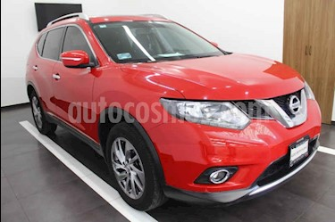 Foto venta Auto usado Nissan X-Trail Advance 3 Row (2016) color Rojo precio $289,000