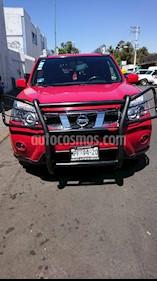 Foto venta Auto usado Nissan X-Trail Advance Piel (2014) color Rojo precio $260,000