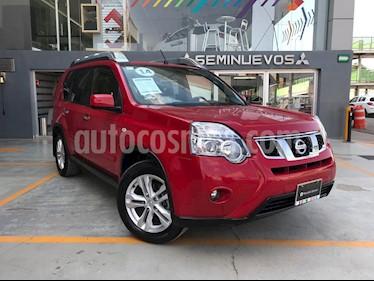 Foto venta Auto Seminuevo Nissan X-Trail Advance (2014) color Rojo precio $220,000