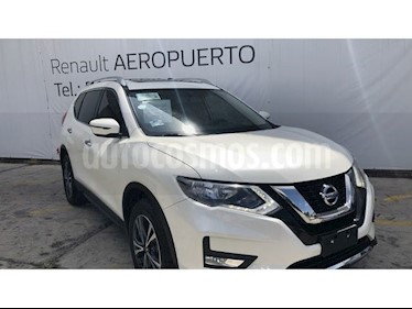 Foto Nissan X-Trail Advance usado (2018) color Blanco precio $358,000