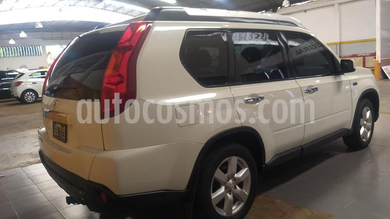 Nissan X-Trail 2.5 4X4 TEKNA CVT usado (2010) color Blanco precio $1.250.000