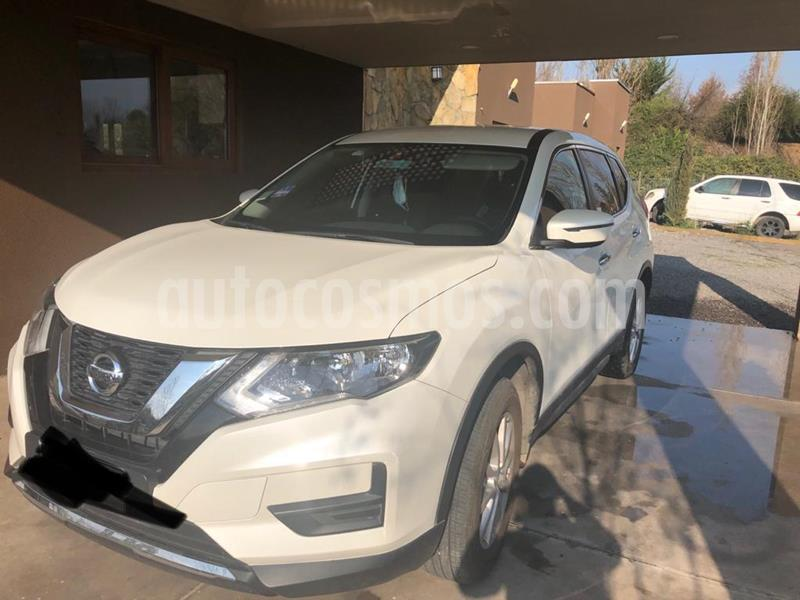 Nissan X-Trail 2.5L Sense Aut 3Filas  usado (2019) color Blanco Perla precio $15.000.000