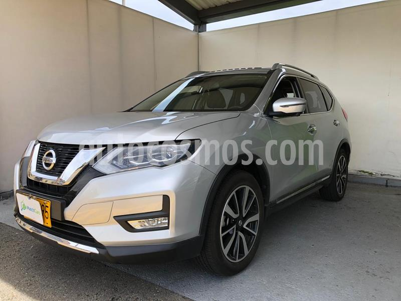 Nissan X-Trail  Exclusive 4x4 usado (2018) color Plata precio $86.990.000