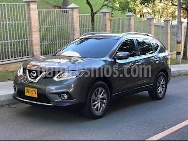 Nissan X-Trail  Exclusive 4x4 usado (2017) color Gris precio $50.000.000