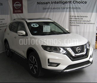 Nissan X-Trail Exclusive 2 Row Hybrid usado (2019) color Blanco Perla precio $524,000