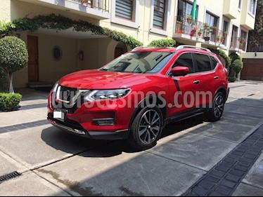 Nissan X-Trail Exclusive 2 Row Hybrid usado (2019) color Rojo precio $459,000